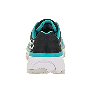 HOKA ONE ONE Women's Cavu Running Shoe Black/Bluebird Size 7 M US