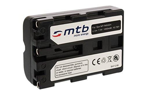 Batería NP-FM500H para Sony Alpha 57, 58, 65, 77, 99, 200, 300,...