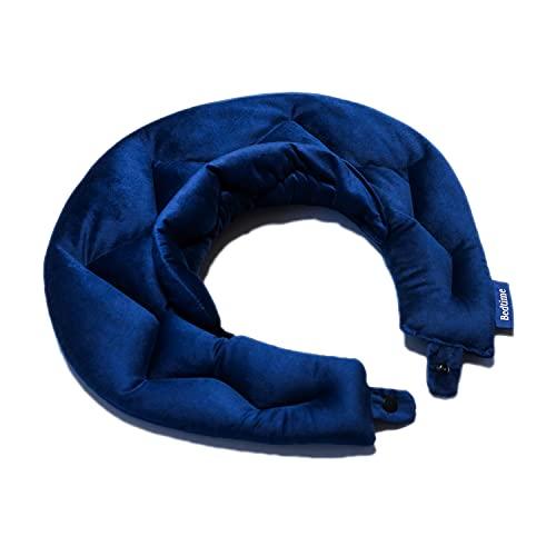 Bedtime Wärmekissen Neck Relax   Nackenkissen mit Aromatherapie für die Mikrowelle   Körnerkissen für Schultern & Nacken