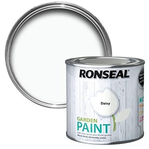 Ronseal RSLGPD250 GPD250 Garden Paint Daisy 250ml, 250 ml