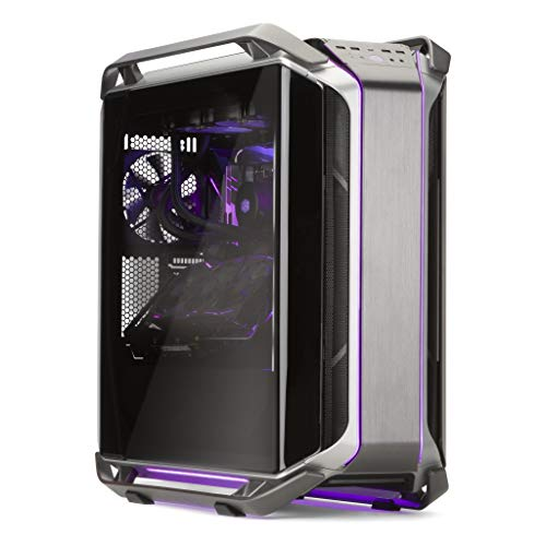 『Cooler Master Cosmos C700M フルタワー型PCケース CS7496 MCC-C700M-MG5N-S00 ブラック』のトップ画像