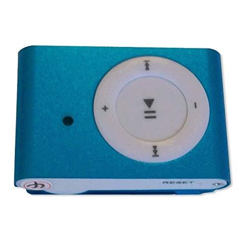 MP3Cámara espía azul unidad MP3