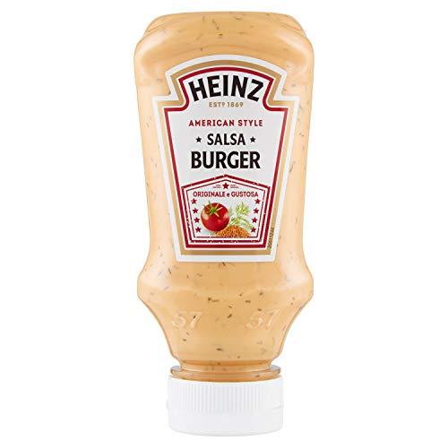 Heinz Salsa Burger, 220ml
