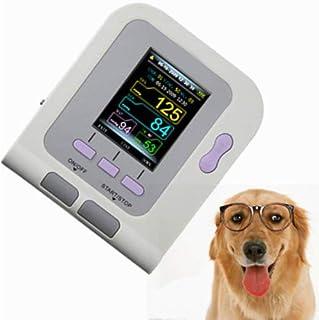 LWQ Monitor De Presión Digital Veterinaria PANI Sangre con Sonda para