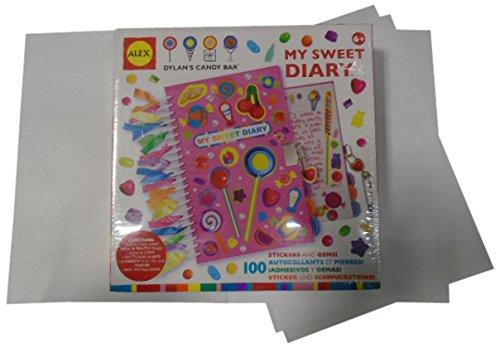 My Sweet Agenda kit : Dylan de Candy Bar