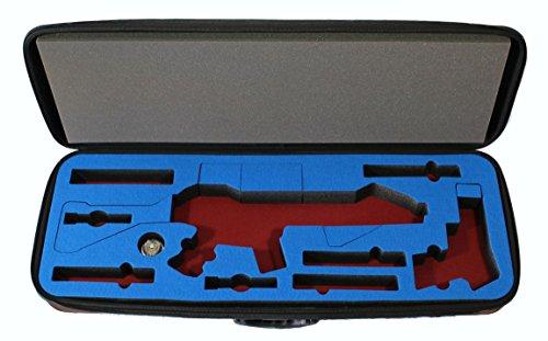 Peak Case CZ Scorpion w/Flash Can Ultralight Multi-Gun Case