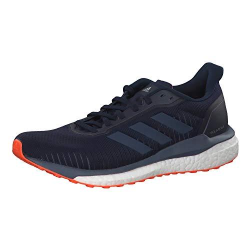 adidas Solar Drive 19, Zapatillas de Correr por Carretera. Hombre, Conavy Tecink Sorang, 43 1/3 EU
