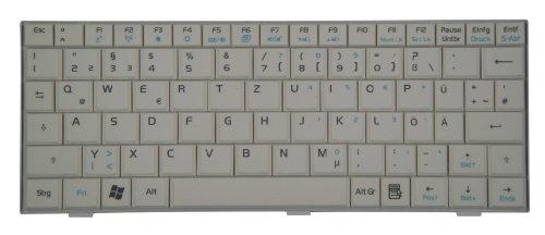 Teclado original Asus Eee PC 901 Netbook Series blanco