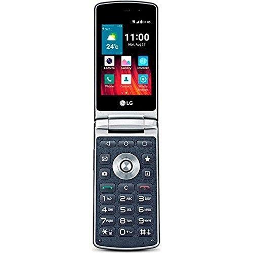 "LG H410 Wine Smart 8,13 cm (3.2"") 1 GB 4 GB SIM única 4G Negro, Rojo 1700 mAh - Smartphone (8,13 cm (3.2""), 1 GB, 4 GB, 3 MP, Android 5.1, Negro, Rojo)"