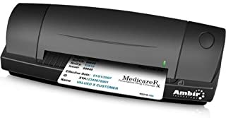 AMBIR Technology Ambir DS687 Sheetfed Scanner - 48-bit Color - 8-bit Grayscale - USB
