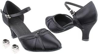 Ladies Women Ballroom Dance Shoes Very Fine EKSA3540 SERA 2.5