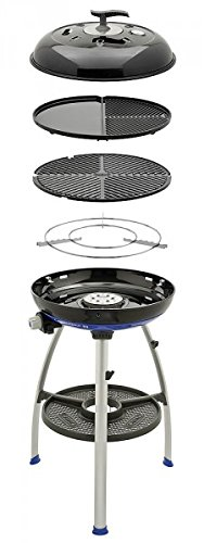 Barbecue BBQ/grill 2BR AAI Combo 30mbar carri Chef 2–Vendite–Holly prodotti stabielo–Holly di Sunshade -