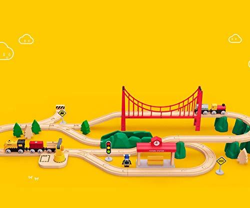 Xiaomi MI Toy Train Set Tren de Juguete A Partir de 3 años