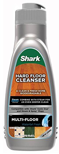 Shark Vacuum Care-Products Floor Cleaner, Silver