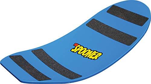 KL-Toys Spooner Board PRO / Dieses Board kann auch auf Sand, Gras oder Schnee genutzt Werden / Maße: 64,7 x 28,7 x 1 cm / Farbe: blau