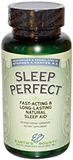 Earth's Bounty Sleep Perfect, 60 Count