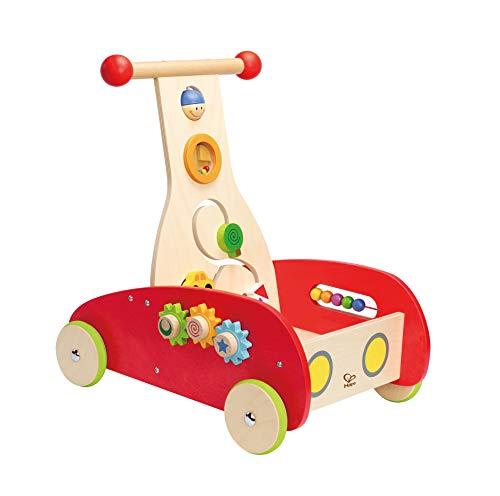 Award Winning Hape Wonder Walker Push and Pull Toddler Walking Toy Multi,...