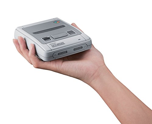 Super Nintendo - Consola Super Classic Mini Entertainment System