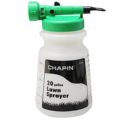 Chapin International G390 Lawn Hose End Sprayer for Fertilizer, 20-Gallon