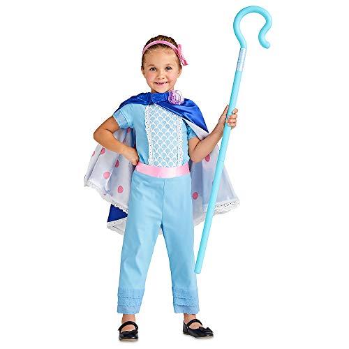 Disney Pixar Bo Peep Costume for Girls – Toy Story 4, Size 3