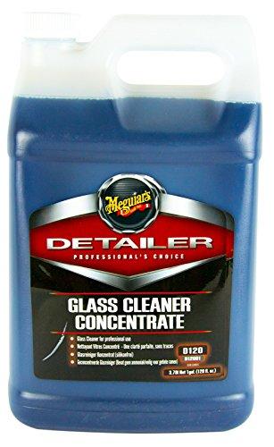 MEGUIARS WAX Meguiar'S D12001 Glass Cleaner Concentrate - 1 Gallon