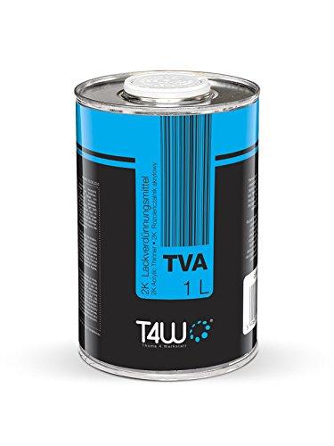 T4W TVA Acryl Verdünnung für Acryllacke - 1 Liter (59085)
