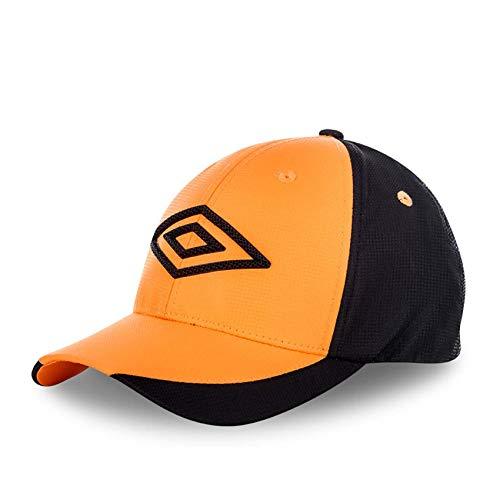 Umbro T104-1 Gorra de béisbol, Naranja (Naranja 0), One Size (Tamaño del Fabricante:Talla única) para Hombre