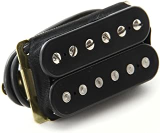 DiMarzio DP155BK Tone Zone Bridge Humbucker Pickup Black w/Bonus RIS Picks (x3)
