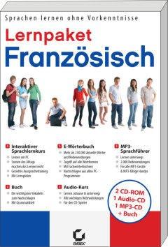 Preisvergleich Produktbild Lernpaket Französisch (2 CD-ROMs,  1 Audio-CD