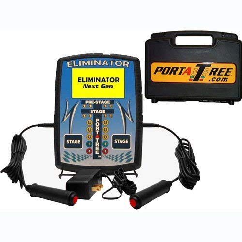 Port-A-Tree 8200C Eliminator Next Gen Practice Tree 2 Hand Switches AC Adapter P