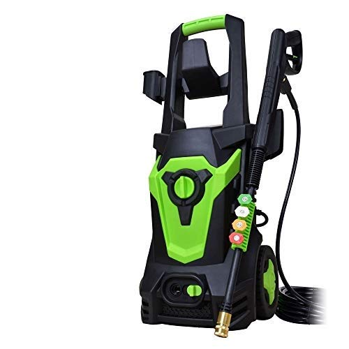 PowRyte Elite 4000PSI 3.0GPM Electric Pressure Washer,Electric Power Washer with 4 Quick-Connect Spray Tips and Wand,Car Washer