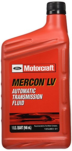 Motorcraft XT10QLVC Mercon Lv Automatic Transmission Fluid (1Qt)