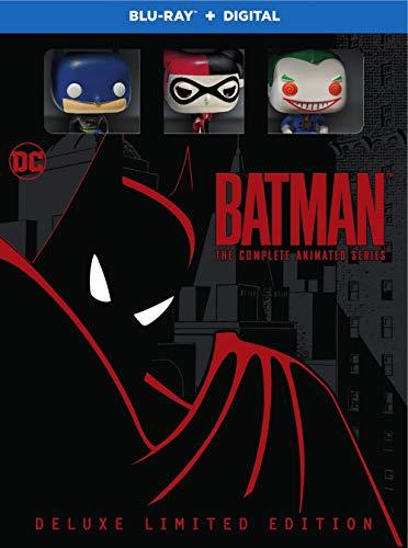 Batman: Complete Animated Series (12 Blu-Ray) [Edizione: Stati Uniti]
