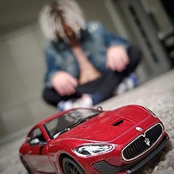 Red Maserati