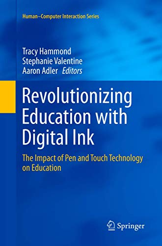 Revolutionizing Education with Digital Ink: The Impact of Pen and Touch Technology on Education