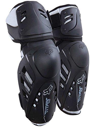 Fox Ellbogen Protektoren Titan Pro Elbow, Black, S/M, 06195-001