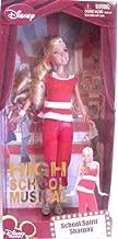 High School Musical 2 School Spirit Sharpay Doll