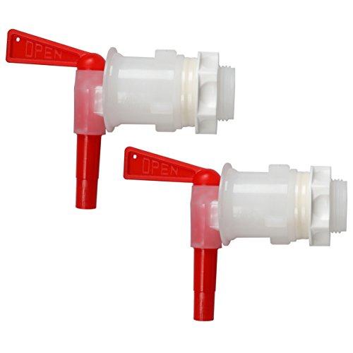 Spigot imbottigliamento, beccuccio Merrday Filler Bucket Tap for Bucket Birra artigianale per la produzione di vino