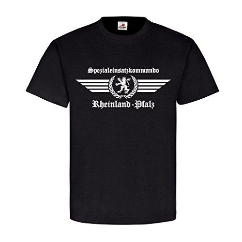 SEK Rhineland Palatinate Old Logo Special Operations Police car seat Symbol Survivor Black