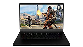 "Razer Blade 15: World's Smallest 15.6"" Gaming - 144Hz Full HD Thin - 8th Gen Intel Core i7-8750H 6 Core - NVIDIA GeForce GTX 1060 Max-Q - 16GB - 512GB SSD - Windows 10 - CNC Aluminum (B07D39HTMS) 