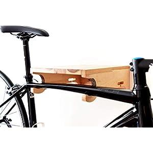 Fahrradhalter Wand / Fahrradständer / Fahrrad Wandhalterung / Fahrradzubehör / Fahrradhalter / VACO AKAZIE