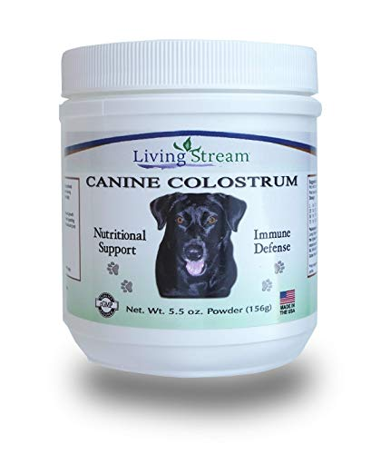 Canine Colostrum for Dogs, 5.5 oz powder