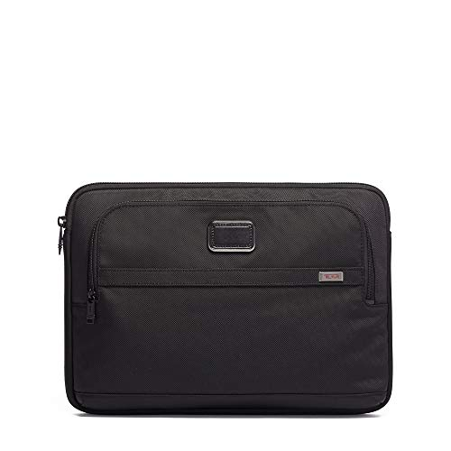 TUMI - Alpha 3 Large 15 Inch Laptop Cover - Computer Case for Men and Women - Black