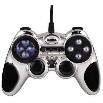 Hama Controller Cromo für PS2