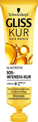 Gliss Kur Oil Nutritive Soforthilfe Intensiv-Kur, 20 ml