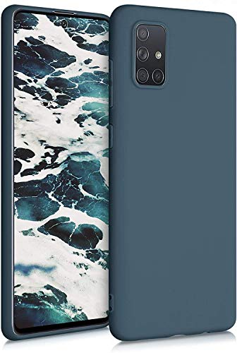 Compatible with Samsung Galaxy A71 Case, Premium Flexible Thin Cover Shock Proof with Drop Protection Case Compatible with Samsung Galaxy A71 Smartphone