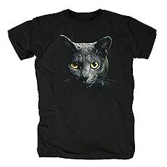TSP Gato de la Belleza Camiseta para Hombre T-Shirt