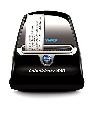 DYMO LabelWriter 450 Hochleistungs Beschriftungsgerät | Professioneller thermischer Etikettendrucker | Drucken Sie bis zu 51 Etiketten pro Minute
