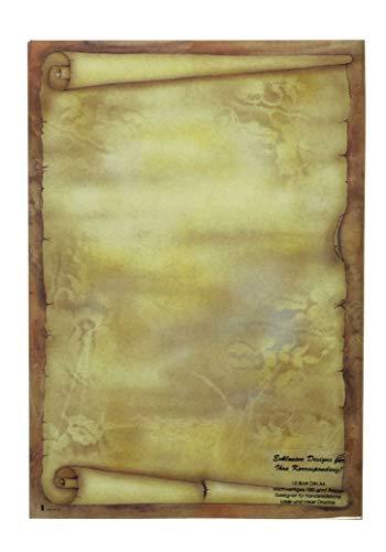 Rössler 1103800031 - Designblätter A4 (210 x 297mm), 10 Blätter,