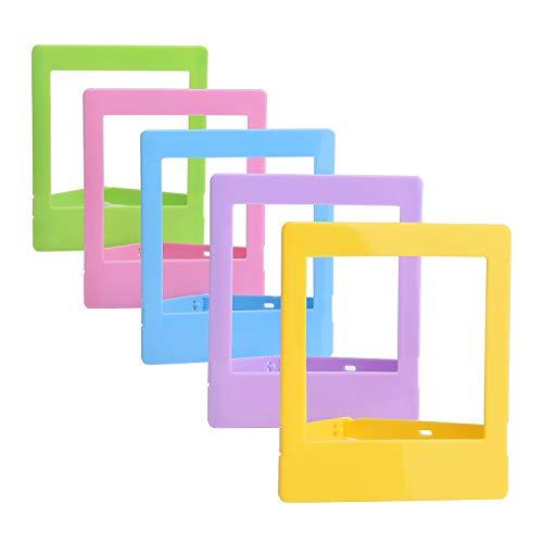 Cheapest Price! Sunmns Colorful Photo Picture Frame for Fujifilm Instax Square SQ6, SQ10 and SQ20 In...